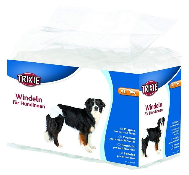 Trixie pañales para perros